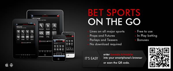 Awesome Mobile Betting