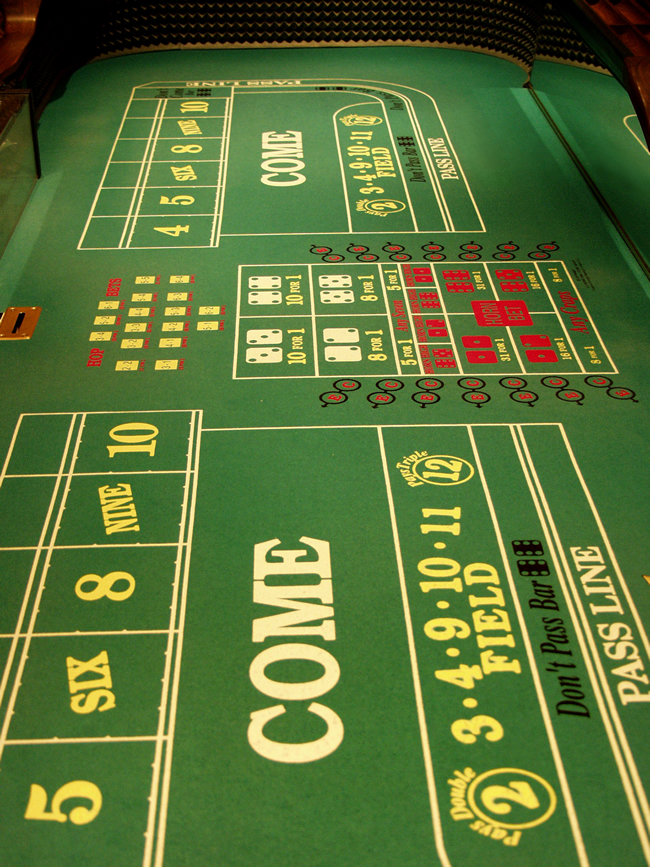The Craps Table