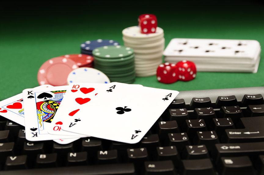 Casino vs internet poker casino roberry