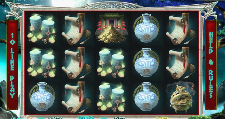 Dragon Orb Slot Machine