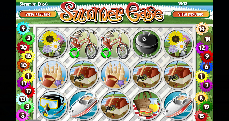 Summer Ease Slot Review