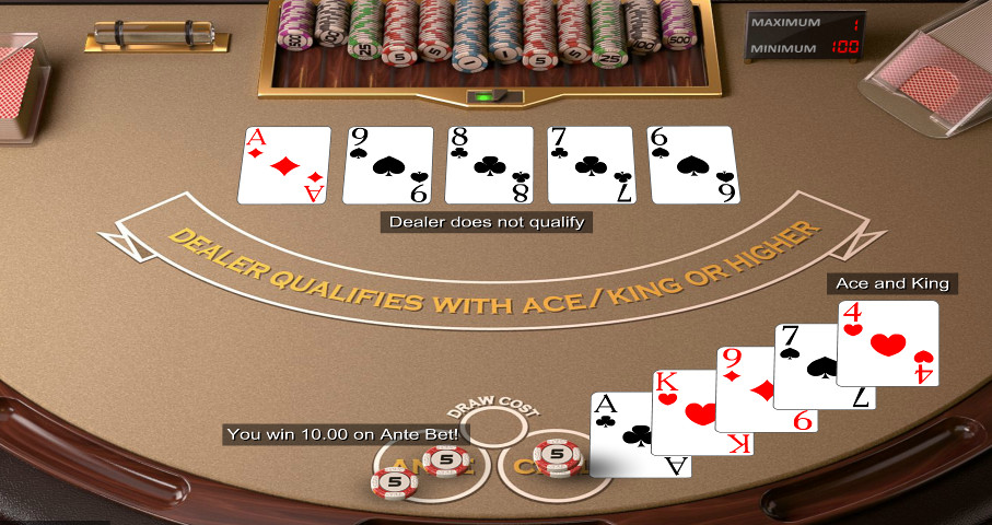 Oasis Poker Guide