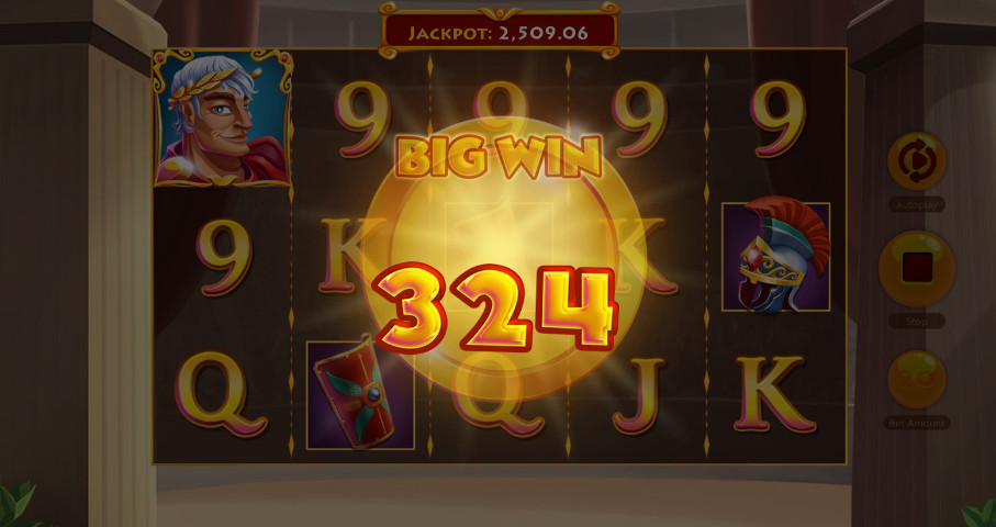 Caesar's Victory Slot Review